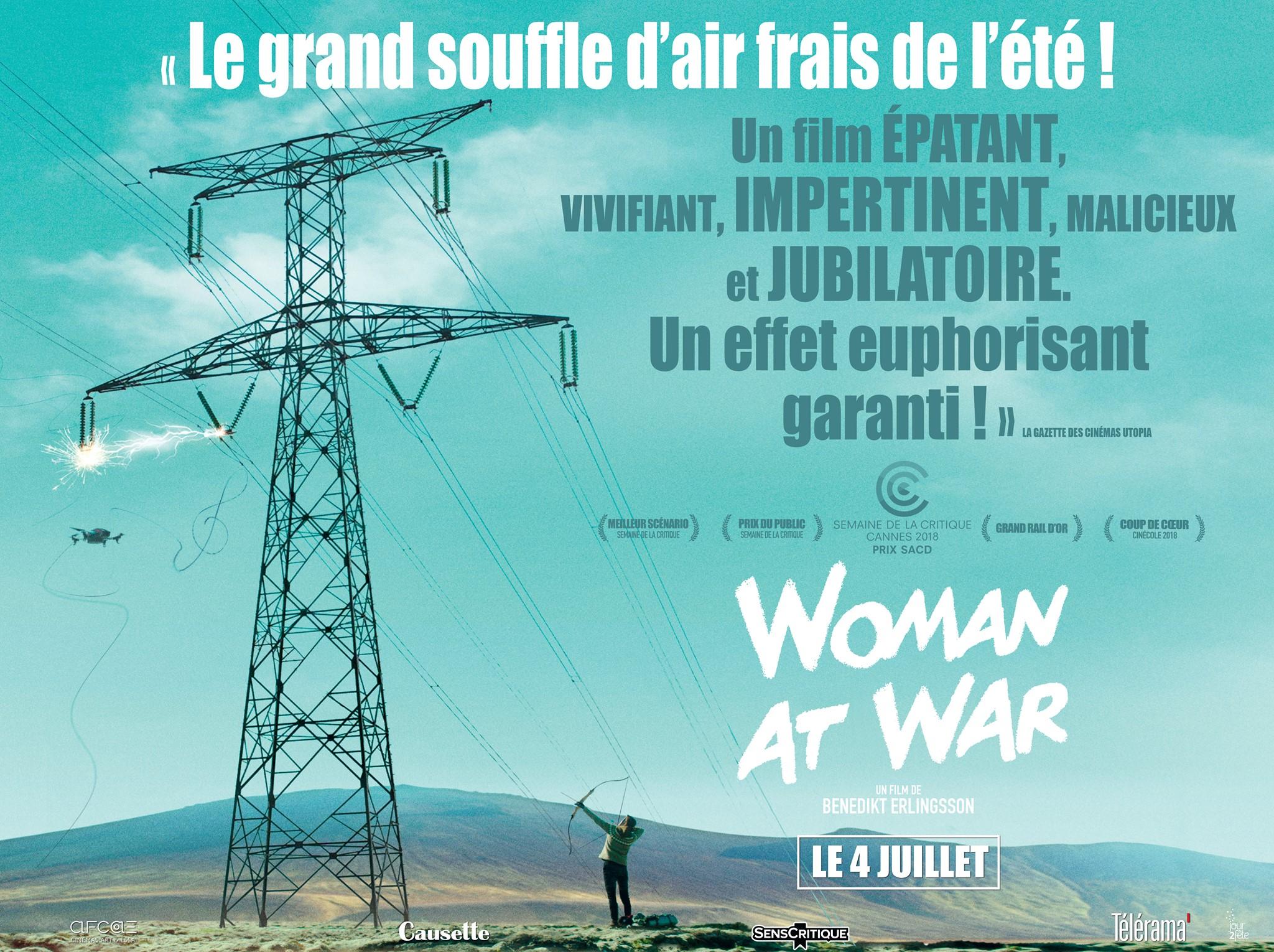 Woman at War (VO)